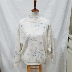 Vintage 90s Maggie Lawrence Pastel Pullover